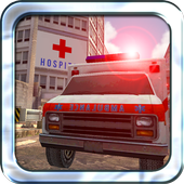 Emergency Rush: Patient Driver icon