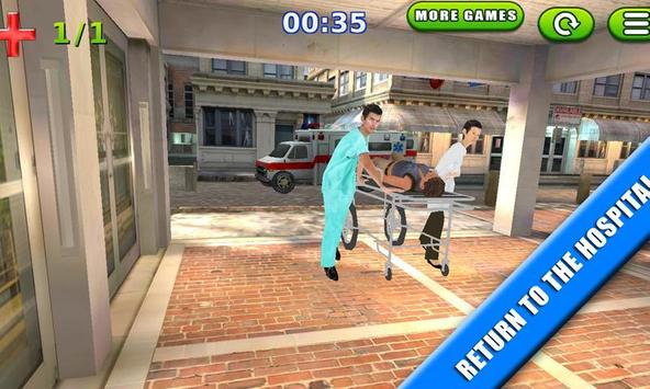 Emergency Rush: Patient Driver screenshot 3
