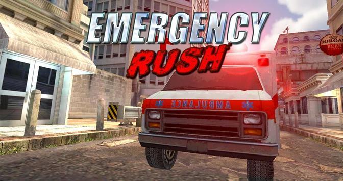Emergency Rush: Patient Driver screenshot 4