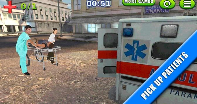 Emergency Rush: Patient Driver screenshot 6