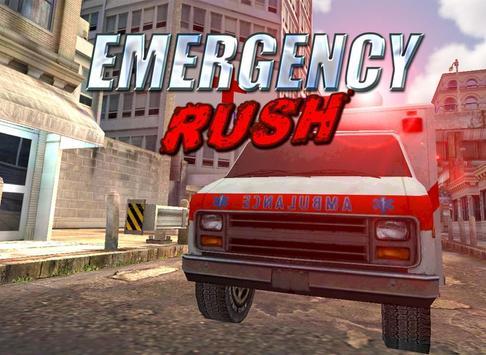 Emergency Rush: Patient Driver screenshot 8