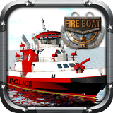 Fire Boat simulator 3D