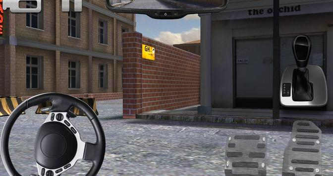 pizza delivery parking 3D HD screenshot 6