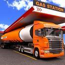 Oil Tanker Transporter Truck Games 2 APK Android