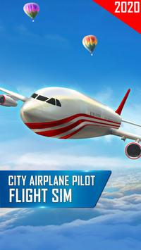 Modern Airplane Pilot Flight Sim - New Plane Games screenshot 6