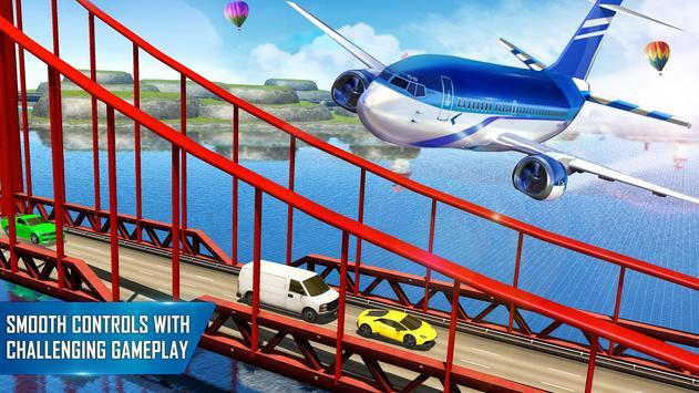 Modern Airplane Pilot Flight Sim - New Plane Games screenshot 9