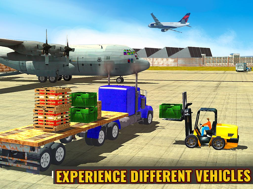 Airplane Pilot Car Transporter For Android Apk Download