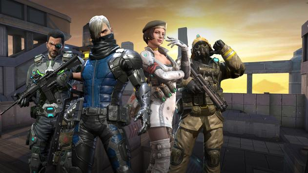 BlackShot M : Gears screenshot 1