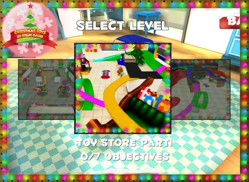 Christmas Toys 3D Stunt Game screenshot 11