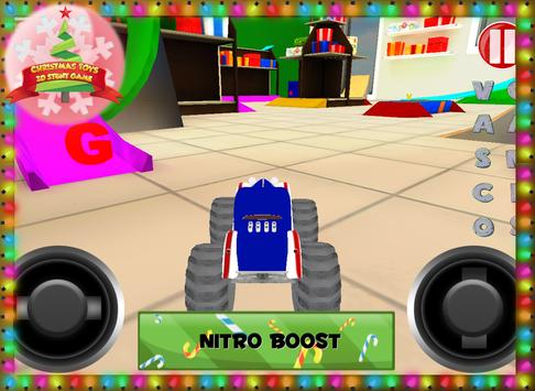 Christmas Toys 3D Stunt Game screenshot 12