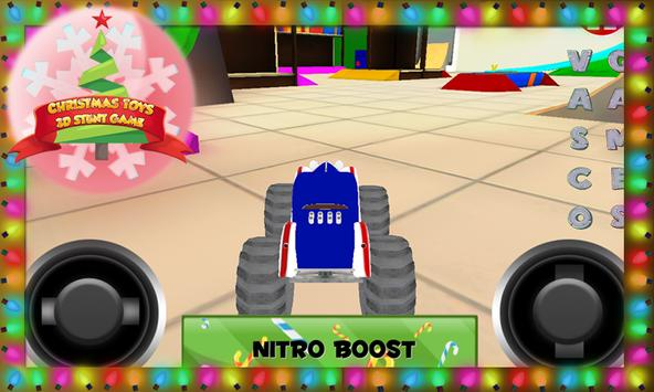 Christmas Toys 3D Stunt Game screenshot 2