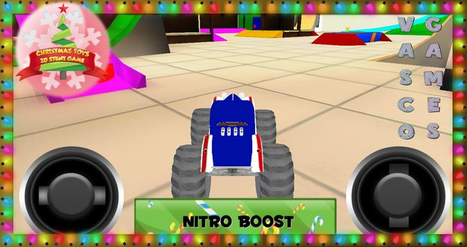 Christmas Toys 3D Stunt Game screenshot 7