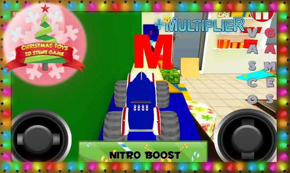 Christmas Toys 3D Stunt Game screenshot 4