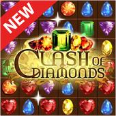 Clash of Diamonds icon