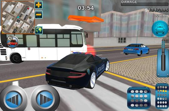 3D Cop Duty POLICE VS THIEF screenshot 8