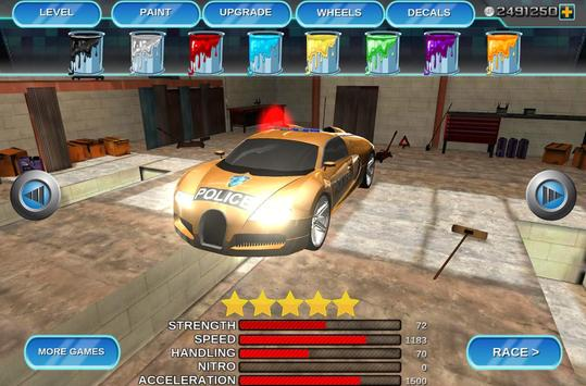 3D Cop Duty POLICE VS THIEF screenshot 9