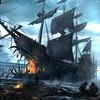 سفن المعركة - عصر القراصنة - معركة سفينة حربية أيقونة