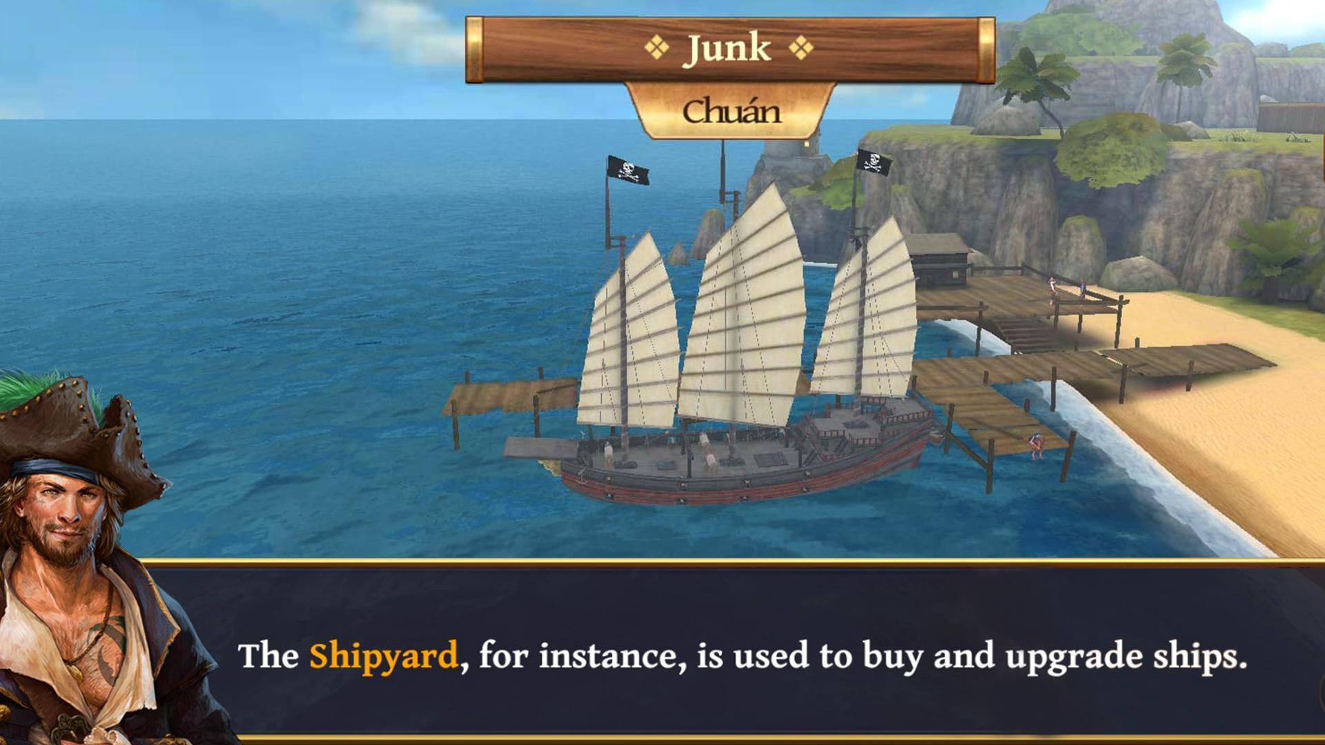 Ships of Battle - Age of Pirates - Warship Battle for Android - APK