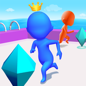 Diamond Race 3D icon