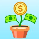 Merge Money - I Made Money Grow On Trees APK