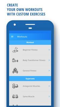 PRO Fitness screenshot 3
