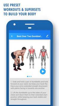 PRO Fitness screenshot 1