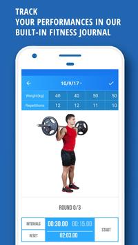 PRO Fitness screenshot 2