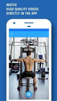 PRO Fitness screenshot 4