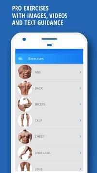 PRO Fitness screenshot 5
