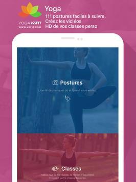Yoga capture d'écran 14