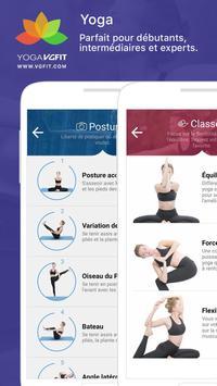 Yoga capture d'écran 1