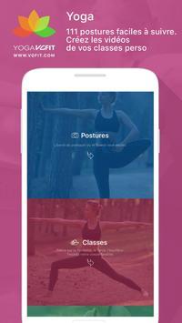 Yoga capture d'écran 4
