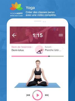 Yoga capture d'écran 5