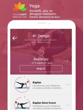 Yoga Ekran Görüntüsü 7