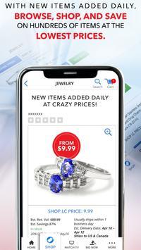 Shop LC Delivering Joy! Jewelry, Lifestyle & More capture d'écran 3