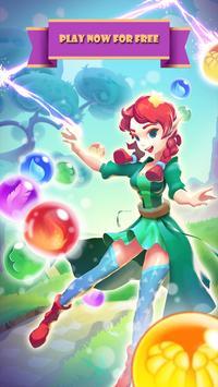 Monster Pet Adventure: Bubble Shooter Blast Games تصوير الشاشة 4