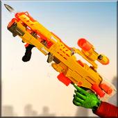 Real FPS Modern Strike Robot Shooting Game icon