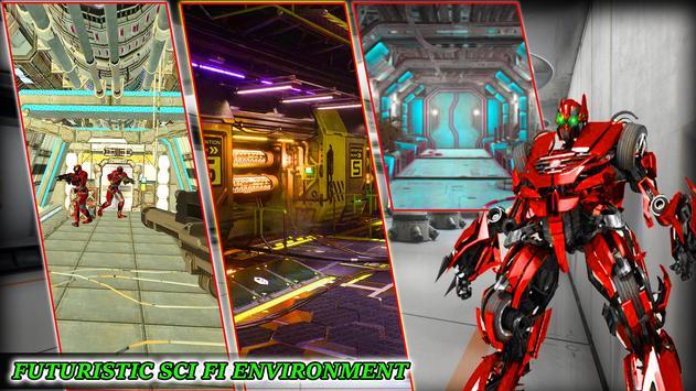 Real FPS Modern Strike Robot Shooting Game screenshot 5