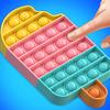 Fidget Cube 3D Antistress Toys - Calming Game ícone