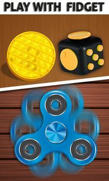 Fidget Cube 3D Antistress Toys - Calming Game screenshot 19