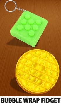Fidget Cube 3D Antistress Toys - Calming Game screenshot 10