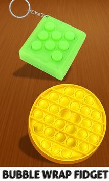 Fidget Cube 3D Antistress Toys - Calming Game screenshot 3