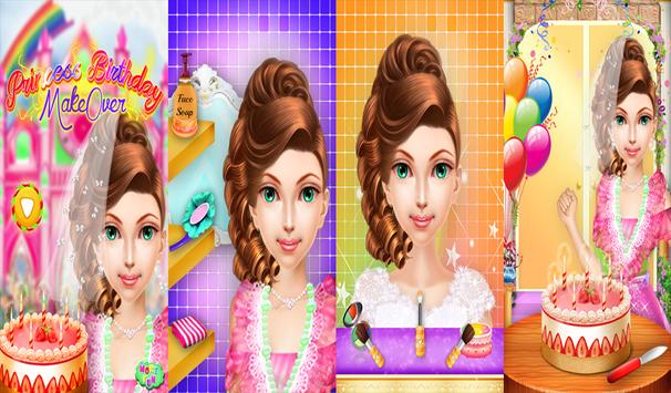 Princess Birthday Makeover screenshot 9