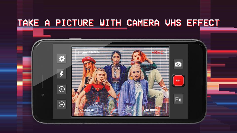 Vhs Camcorder Camera For Android Apk Download