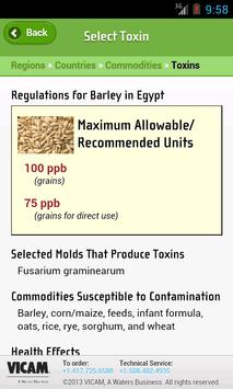 Global Mycotoxin Regulations screenshot 4
