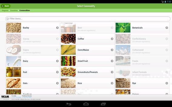 Global Mycotoxin Regulations screenshot 11