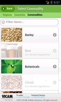 Global Mycotoxin Regulations screenshot 2