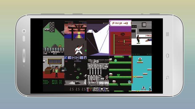 Vice - Commodore 64 (C64)  Emulator captura de pantalla 2