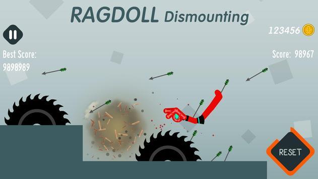 Ragdoll Dismounting poster