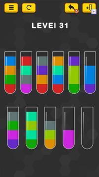 Water Color Sort Puzzle screenshot 3